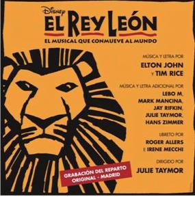 cd el rey leon
