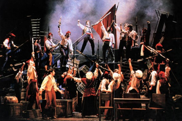 an analysis of the musical piece les miserables Les miserables movie synopsis hugh jackman, russell crowe, anne hathaway, and eddie redmayne star in the new musical adaptation of les miserables.