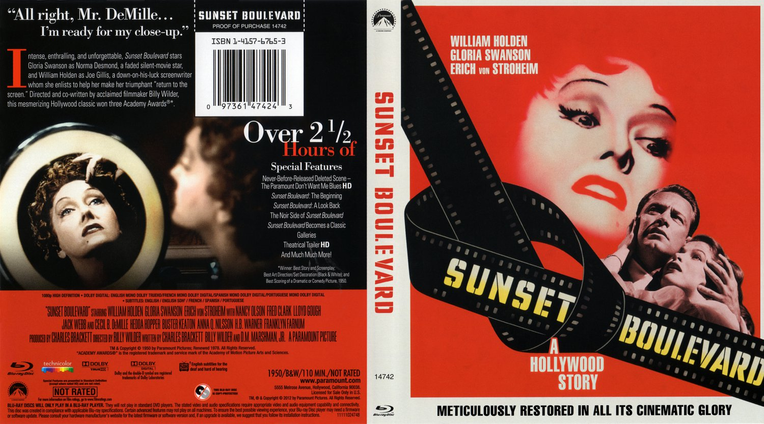 Sunset_Boulevard blu ray
