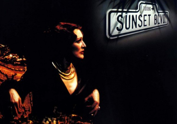 glen close en sunset
