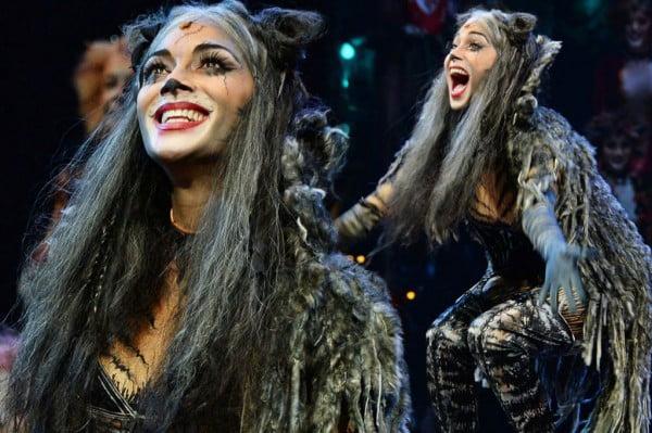 Nicole Scherzinger la última Grizabella de Londres