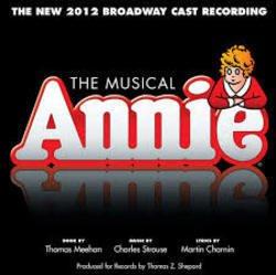 annie cd Broadway 2012