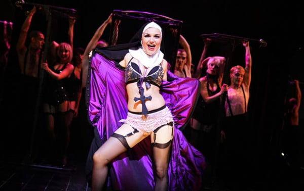 Samantha Barks cabarettour