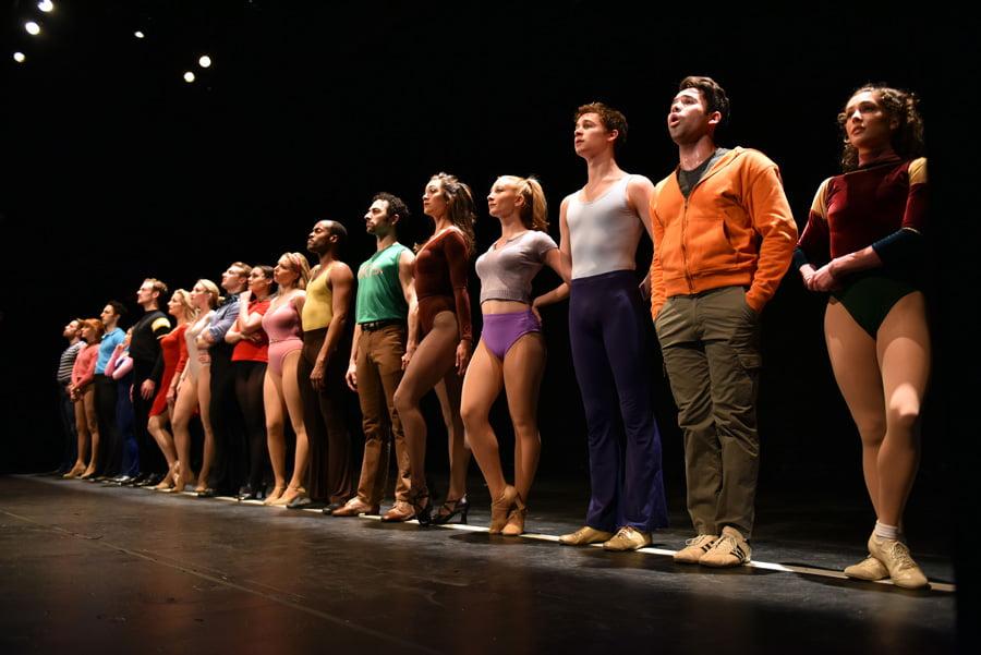 Resultado de imagen para a chorus line argentina