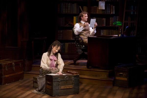 Megan McGinnis y Paul Alexander Nolan la estrenaron en el Off Broadway