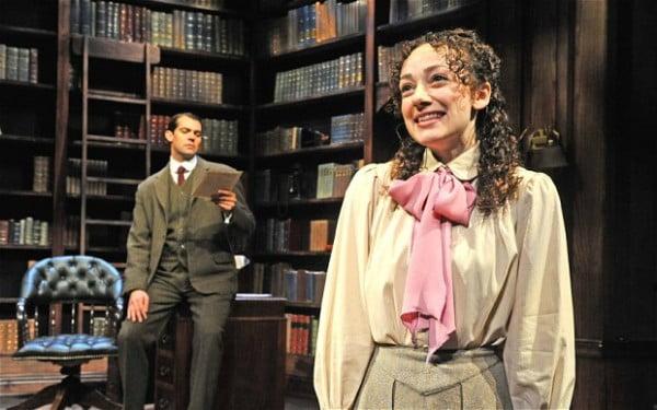 Robert Adelman y Megan McGinnis la representaron en el St. James Theatre de Londres
