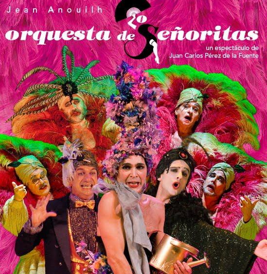 orquesta de señoritas