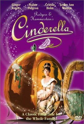Lesley ann warren cinderella dvd