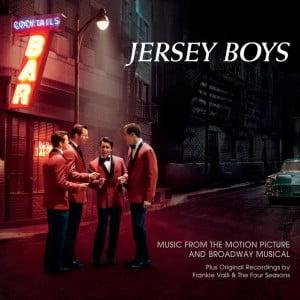 JerseyBoys movie cd