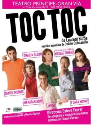 Toc toc love for musicals - Toc toc barcelona ...
