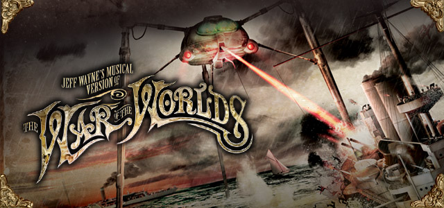 War Of The Worlds New Generation