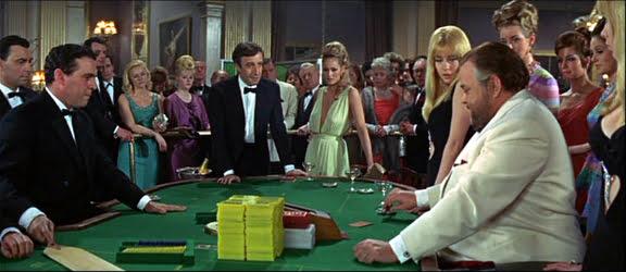 Gambling in the 60s