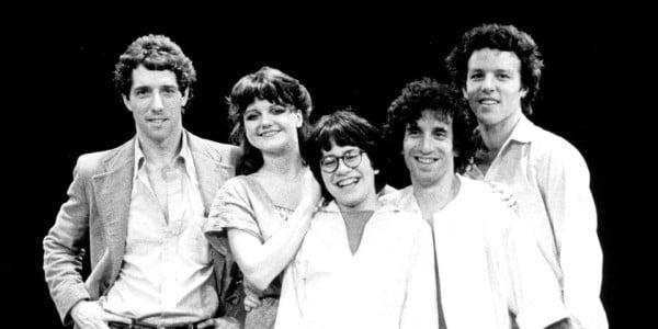 Una imagen del reparto original de March of the Falsettos