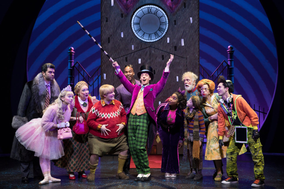 Charlie Amp The Chocolate Factory Love For Musicals