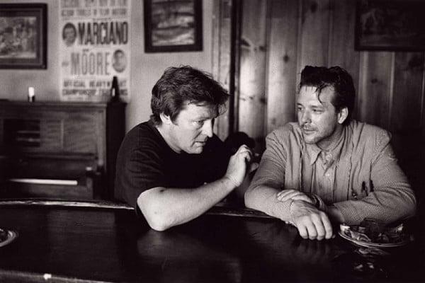 """Alan Parker dirige a Mickey Roirke en """"El corazón del ángel"""""""
