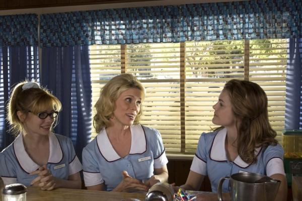 """Shelkly y Keri son lkos tres compañeros de """"La camarera"""""""