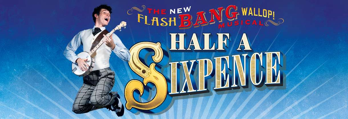 Image result for half a sixpence poster