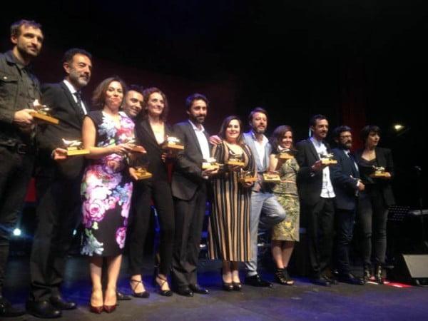 Los ganadores de la 26 edición de los Premios de la Unión de Actores y Actrices