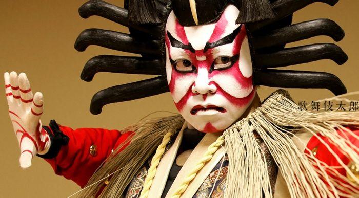 Resultado de imagen para teatro japones kabuki