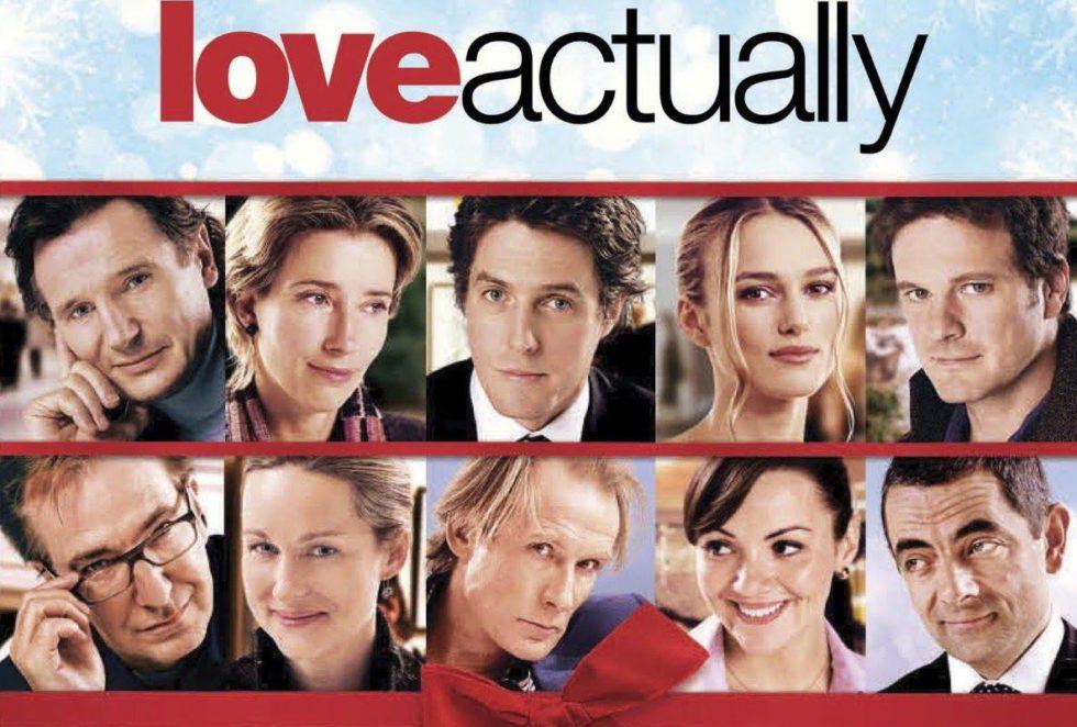 love actually, navidad, película, comedia romántica, romántica, comedia